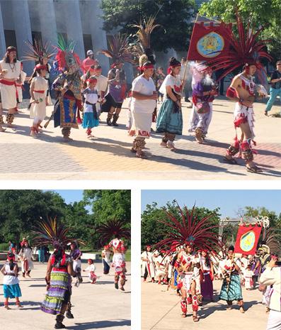 danze mexica