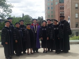consuelo kickbusch with National University Board of Trustees